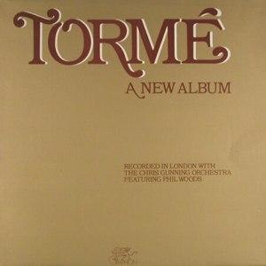 Tormé: A New Album - Image: Mel Torme A New Album