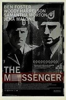 <i>The Messenger</i> (2009 film) 2009 war drama film directed by Oren Moverman