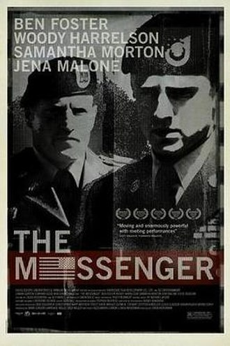 The Messenger (2009 film) - Theatrical release poster