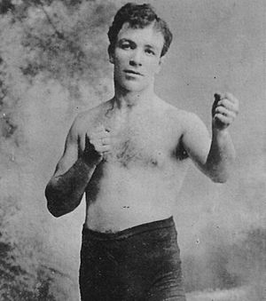 Mike Glover (boxer) - Image: Mike Glover