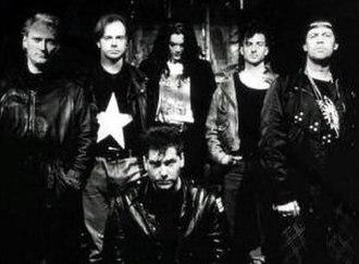 Murder, Inc. (band) - Image: Murder, Inc band photograph