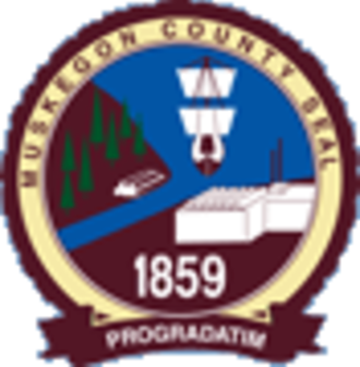 Muskegon County, Michigan - Image: Muskegon seal