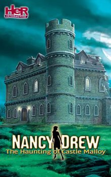 Nancy Drew - The Haunting of Castle Malloy Cover Art.jpeg