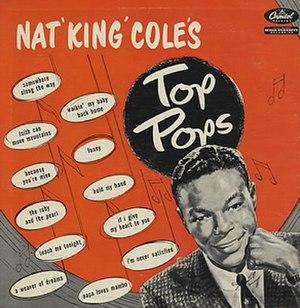 Top Pops - Image: Nat King Cole Top Pops 12