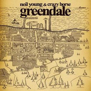 Greendale (album) - Image: Neil Young Greendale