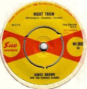 Night Train (Jimmy Forrest composition)