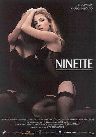 Ninette (film) - Film poster