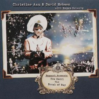 Now Until the Break of Day - Image: Now Until the Break of Day Cd single