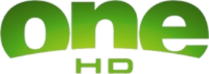 One (Australian TV channel) - One HD logo (2009–2011)