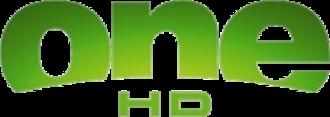 One (Australian TV channel) - One HD logo (2009–2011)