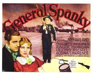 <i>General Spanky</i> 1936 film by Fred C. Newmeyer, Gordon Douglas
