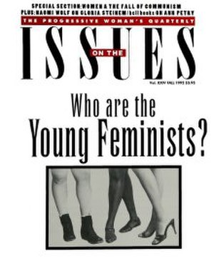 On the Issues (magazine) - Fall 1992 cover of On the Issues