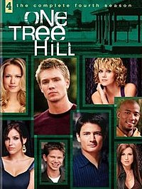 One Tree Hill - Season 4 - DVD.JPG