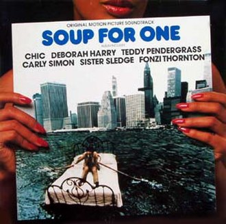 Soup for One (soundtrack) - Image: Original Soundtrack Soup For One