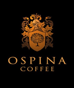 Mariano Ospina Rodríguez - Current logo of Ospina Coffee Company
