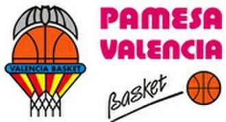 Valencia Basket - Image: Pamesa Valencia