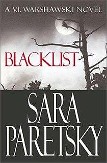 <i>Blacklist</i> (novel)