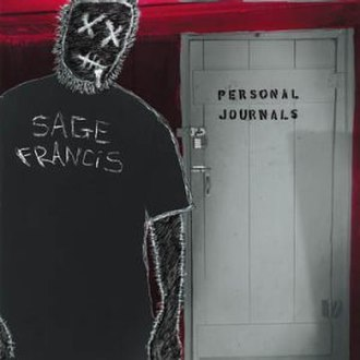 Personal Journals - Image: Personal Journals Album Cover