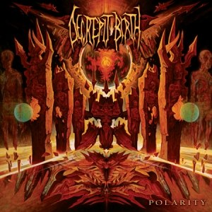 Polarity (Decrepit Birth album) - Image: Polarity cover