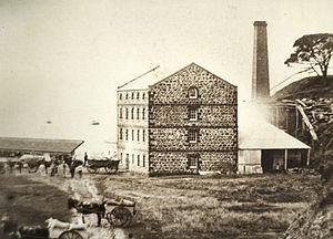 Portarlington, Victoria - The Old Mill at Portarlington.