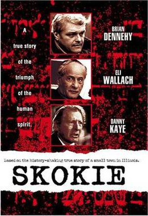 Skokie (film) - Image: Poster of the movie Skokie