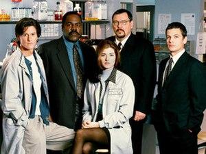 Prey (TV series) - Main cast