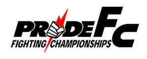 Pride Fighting Championships - Image: Pride Logo