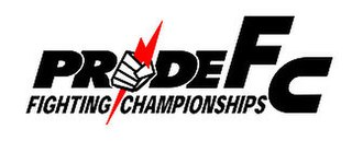 Pride Fighting Championships MMA promoter based in Japan