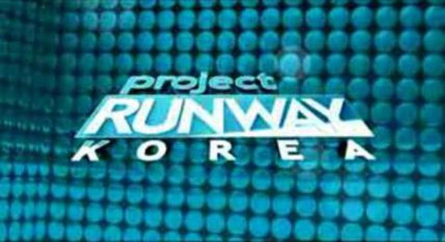 Project Runway Korea no italics