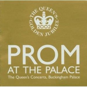 Prom at the Palace - Logo