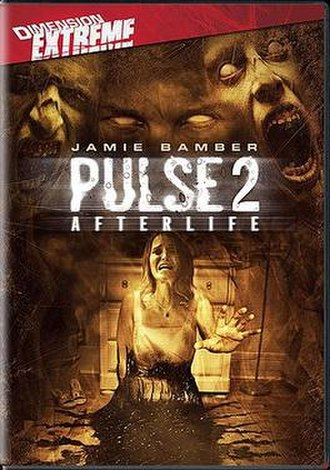Pulse 2: Afterlife - DVD cover