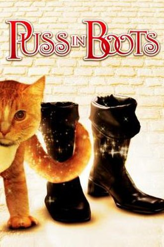 Puss in Boots (1988 film) - Theatrical release poster