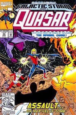 Quasar (Wendell Vaughn)