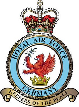 Royal Air Force Germany - Image: Raf germany 600