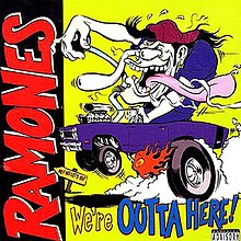 Ramones - We're Outta Here! cover.jpg