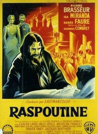 Rasputin (1954 film) - Image: Rasputin (1954 film)Media