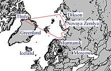 Thule Air Base - WikiVisually