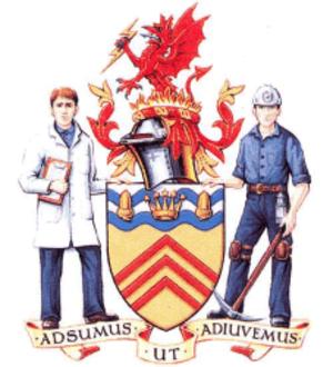 Rhondda Cynon Taf - Arms of Rhondda Cynon Taf Council