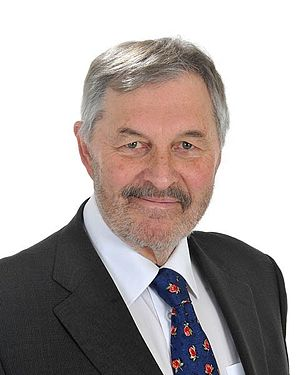 Minister for Community Safety and Legal Affairs - Image: Richard Simpson (politician)
