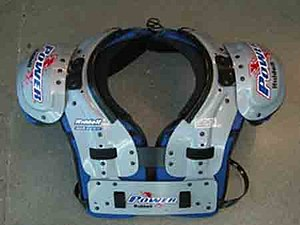 Riddell Sports Group - Shoulder pads