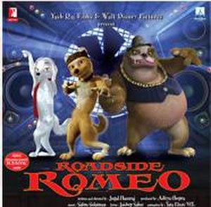 Roadside Romeo - Image: Roadside Romeo CD