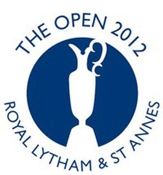 2012 Open Championship - Image: Royal Lytham Logo 2012