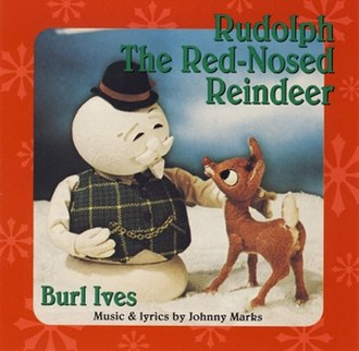 Rudolph the Red-Nosed Reindeer (soundtrack) - Image: Rudolph The Red Nosed Reindeer Soundtrack CD