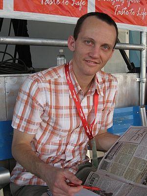 Sportsworld (radio) - Russell Fuller in Jamaica
