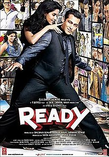 <i>Ready</i> (2011 film) 2011 film by Anees Bazmee