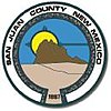 Official seal of San Juan County