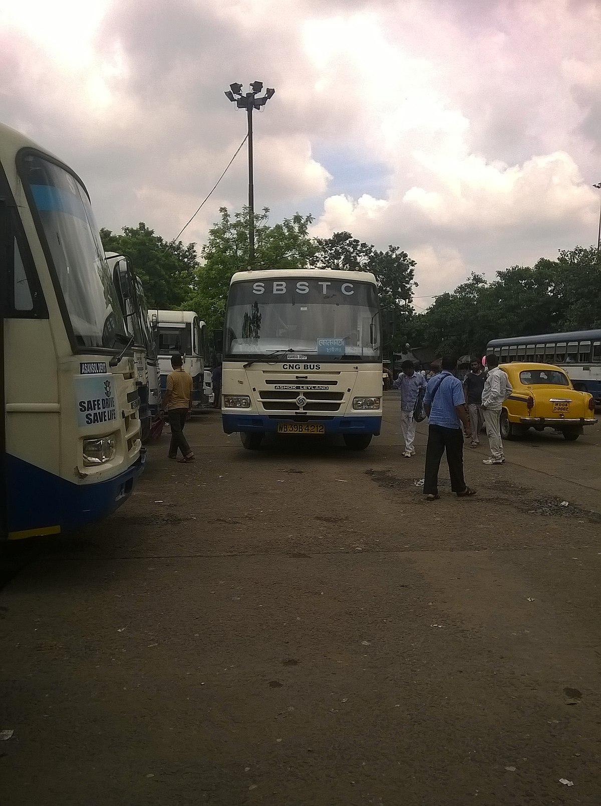 South Bengal State Transport Corporation - Wikipedia