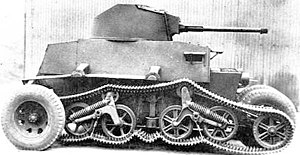 Tanks of New Zealand - Schofield tank of New Zealand.