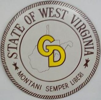 Glen Dale, West Virginia - Image: Seal of Glen Dale, West Virginia
