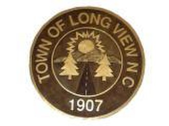 Long View, North Carolina - Image: Seal of Long View, North Carolina